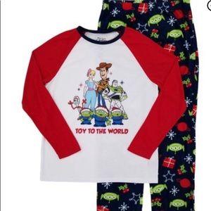 ⭐️Final Sale⭐️Men's Toy Story Christmas Pajamas